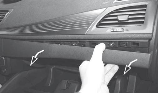 Салонный фильтр Renault Fluence своими руками