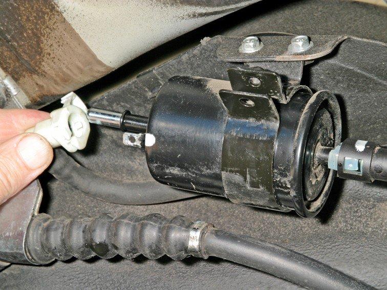 фильтр топливный Daewoo Gentra