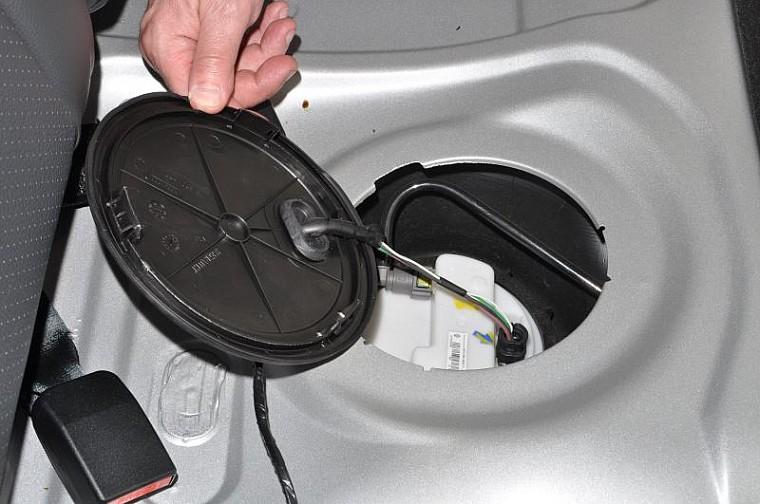 Замена топливного фильтра дастер бензиновый