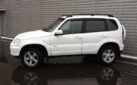 Chevrolet Niva замена салонного фильтра