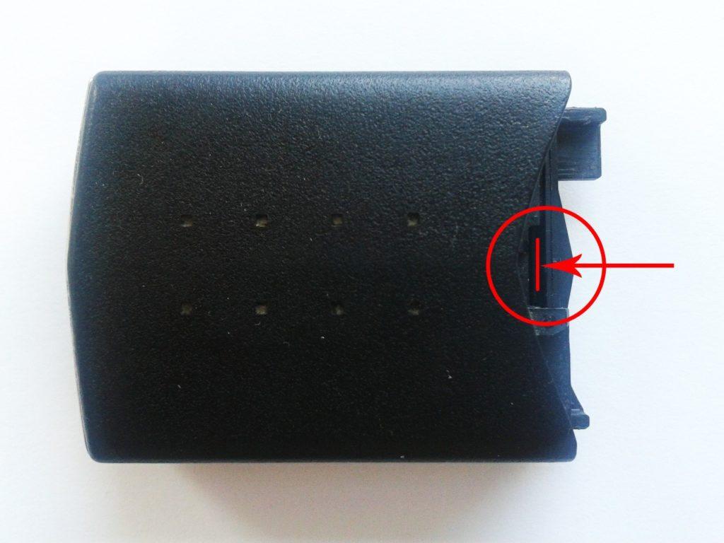 Замена батарейки в ключе мазда 6