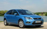 Ford Focus 2 замена батарейки в ключе