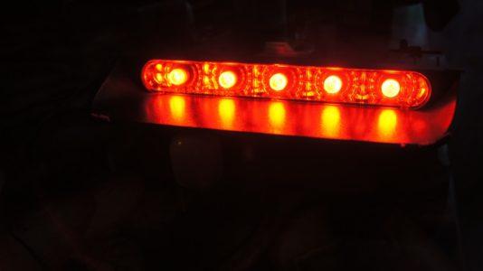 светодиоды в плафон