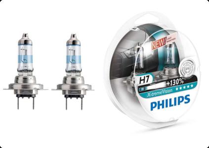 h7 Philips +130%