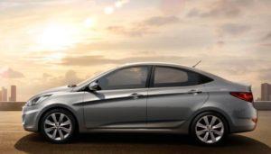 Hyundai Solaris замена масла