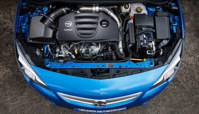 двигатель Opel Astra J
