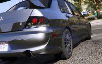 Mitsubishi Lancer9 замена салонного фильтра