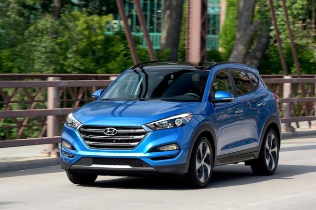 Hyundai Tucson 2017 4WD 2