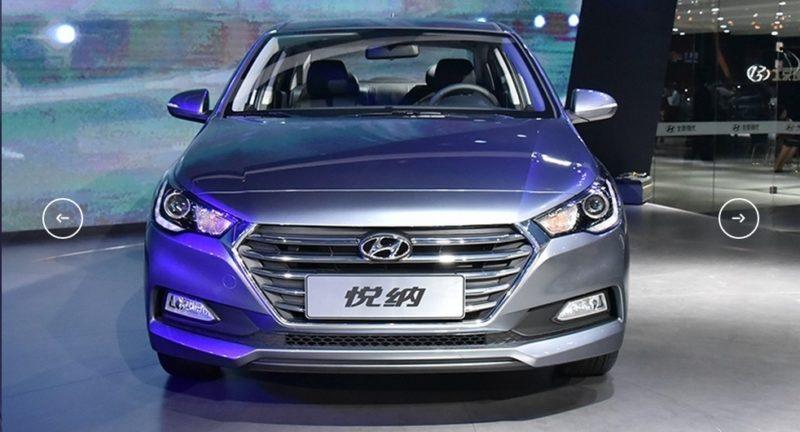 Hyundai Verna (Solaris) 2017
