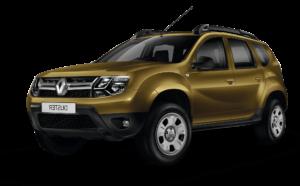 Замена ламп подсветки багажника Renault Duster