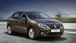 Renault Logan датчик заднего хода