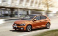 Volkswagen Polo замена колодок