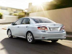Toyota Corolla 150 замена свечей зажигания