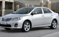 Самостоятельная замена салонного фильтра Toyota Corolla 150