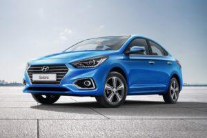 Hyundai Verna Solaris 2017
